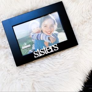 'Sisters' Picture frame